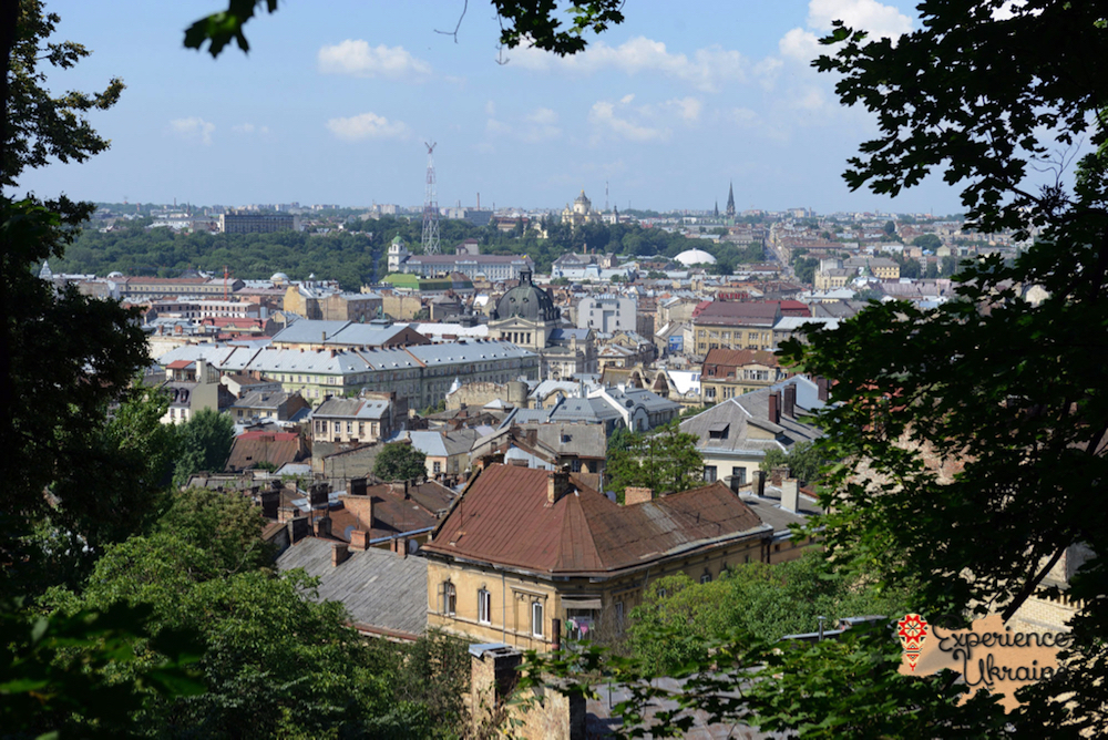 View of Lviv LR-imp