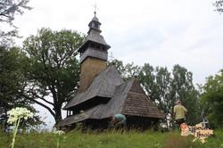 St.Nicolas church in Danylovo