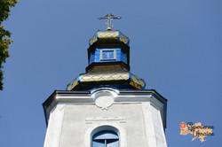 Blue church tower-imp