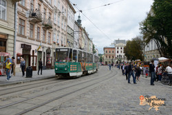 Tram in Lviv-imp