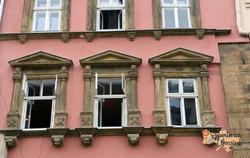 Three windows at Lviv-imp