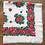 Thumbnail: Vintage wool head scarf