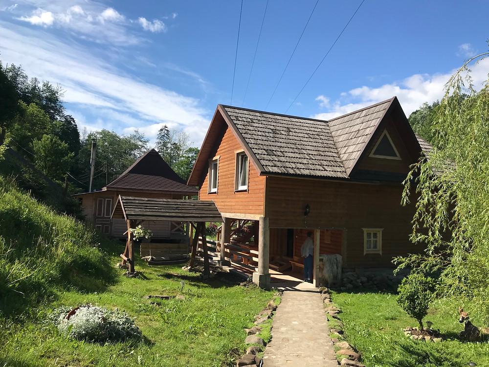 accommodation in Yavoriv