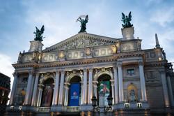 Lviv National Theatre