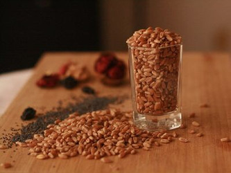 Ukrainian Wheat Berry and Poppyseed Recipe( Kutya, Kutia) from Victoria Frolova of Bois de Jasmin