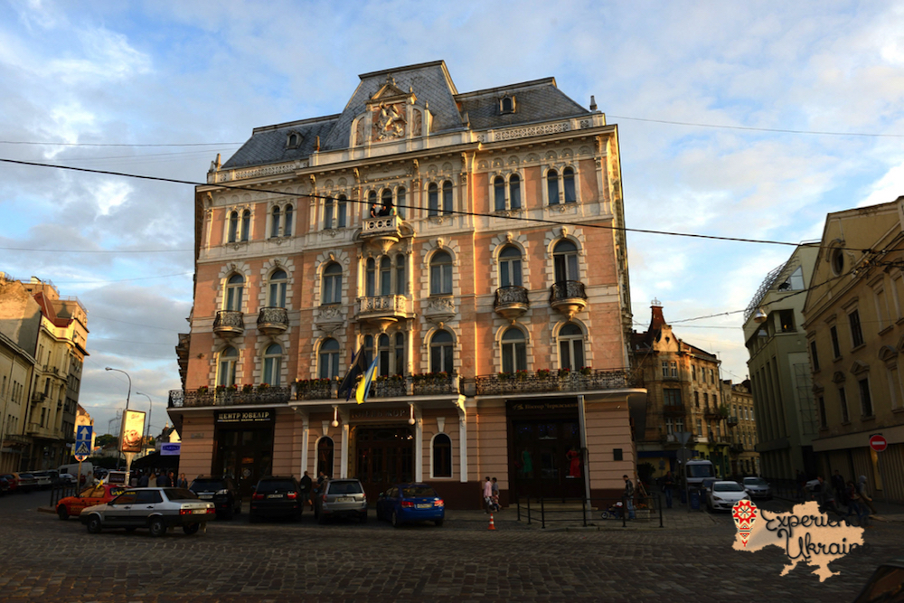 The George Hotel Lviv-imp