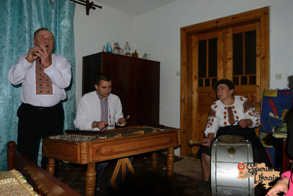 Transcarpathian music-imp