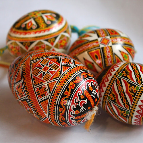 Pysanky decorating workshop for children 7+, 20th of March