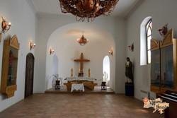Church at Mukachevo castle-imp