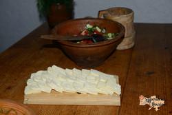 Traditonal goats cheese-imp