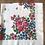 Thumbnail: Vintage wool headscarf from Ukraine