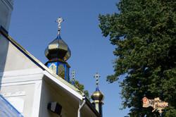 Blue church-imp