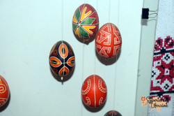Hand painted Easter eggs-imp