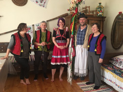 Transcarpathia Adventure in May