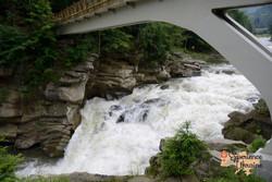 Bridge and waterfall-imp