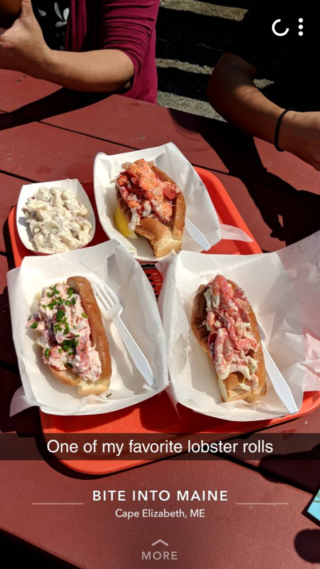 Bite Into Maine - Lobster Roll