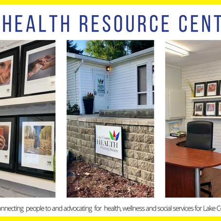 Lake Country Health Resource Centre Update