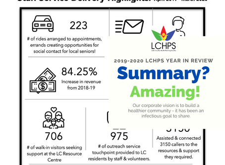 Lake Country, a Year in Review: LCHPS Service Delivery Highlights