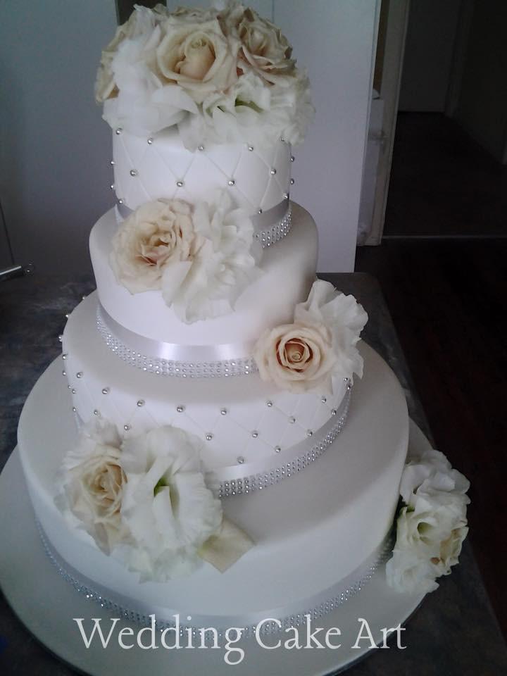 Mary and Paul's Wedding Cake 2