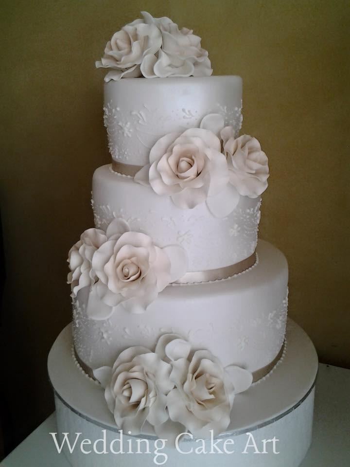 Aninelo and Deb's Wedding Cake 3