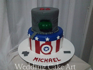 Michael's Birthday Cake