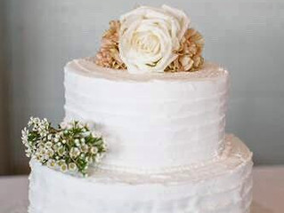 Donna's Wedding Cake