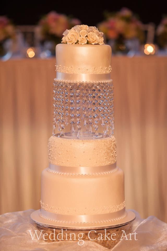 Neda's Wedding Cake
