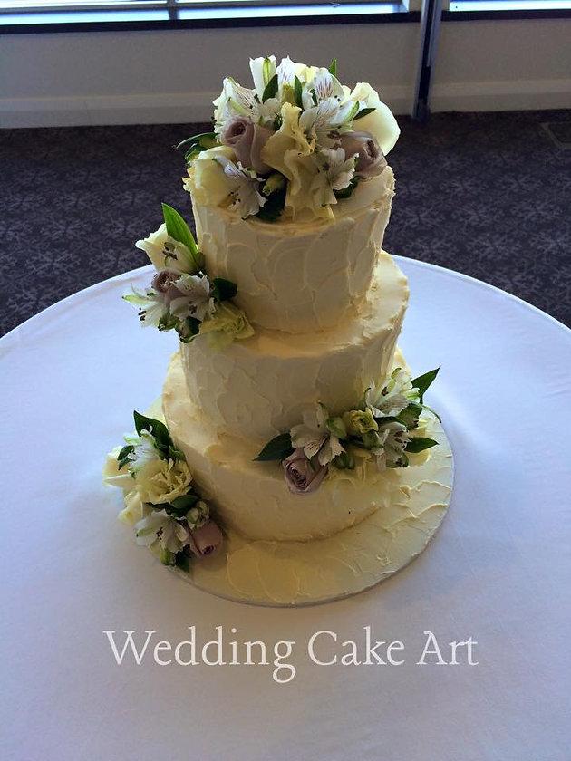 Sam's Wedding Cakes | Alexandra And Sam S Wedding Cake Affordable Wedding Cakes In