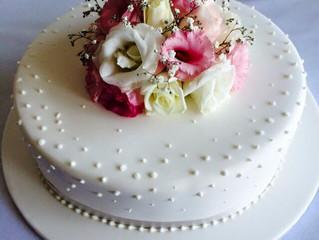 Simon's Wedding Cake