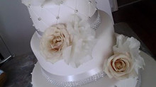 Mary and Paul's Wedding Cake