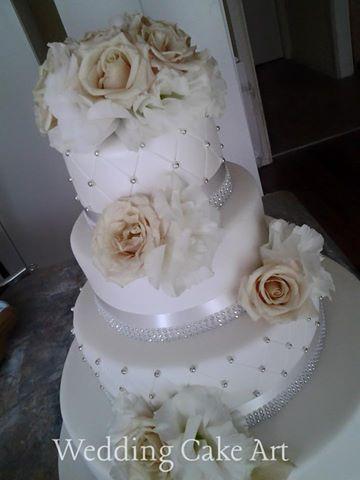 Mary and Paul's Wedding Cake 1