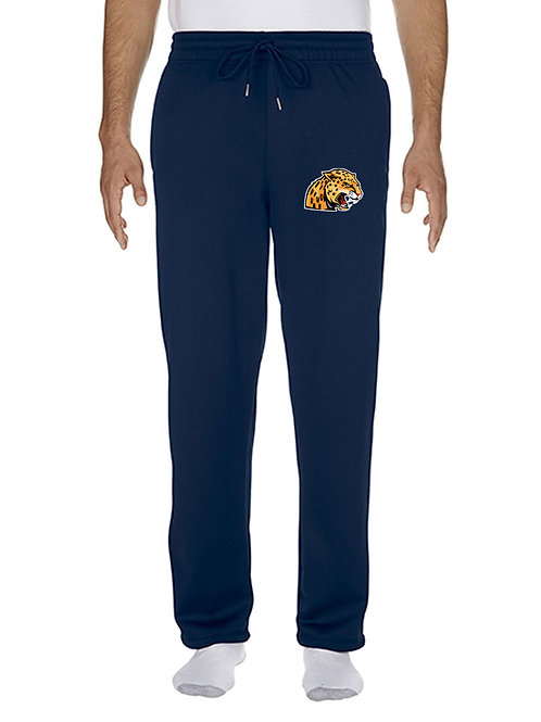 Performance® 7.0 Ounce Adult Tech Open Bottom Sweatpant with Pockets