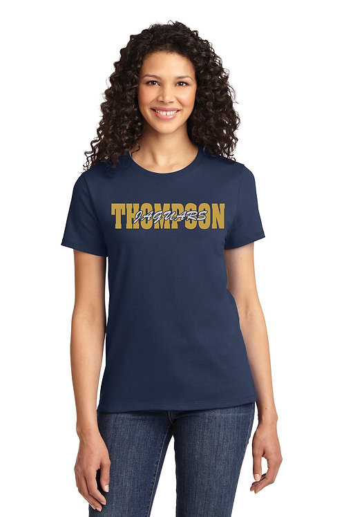 Cotton Short Sleeve Women's Shirt - LPC61 *5000L-C