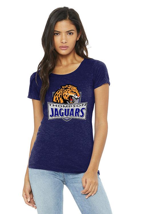 Tri-Blend Short Sleeve Women's Shirt - BC8413-A