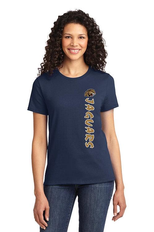 Cotton Short Sleeve Women's Shirt - LPC61 *5000L-E