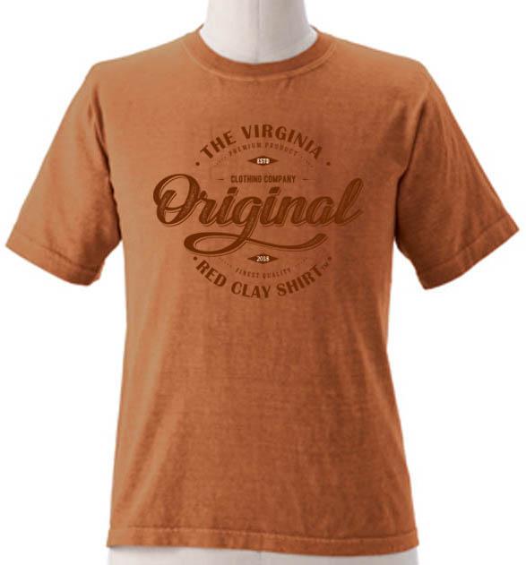 Original Red Clay Shirt