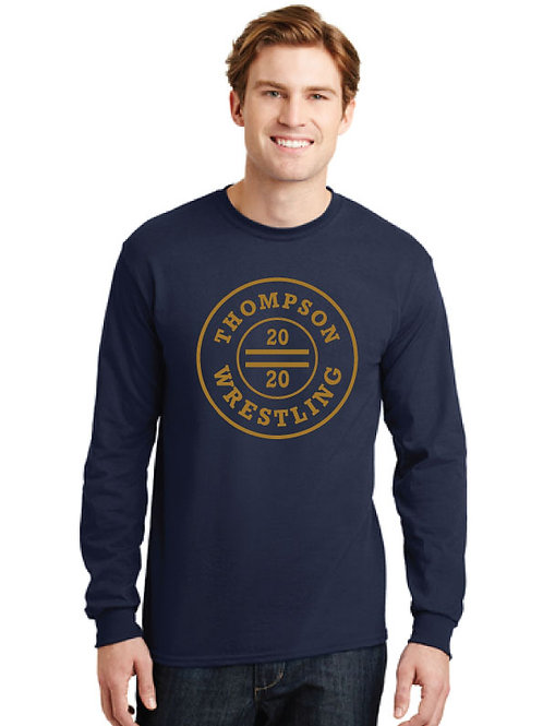 RTMS WRESTLING LONG SLEEVE SHIRT