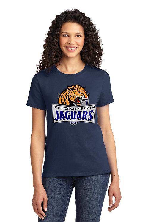 Cotton Short Sleeve Women's Shirt - LPC61 *5000L-A