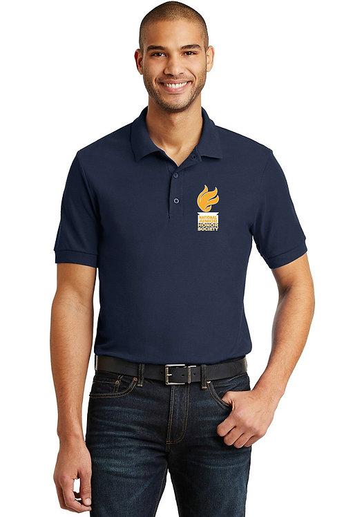 NJHS Short Sleeve Polo