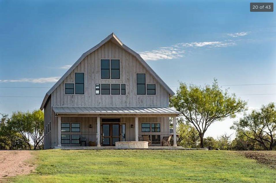 Harper House Barn