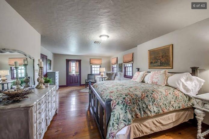 Saltbox Downstairs Main Bedroom Pre-Legacy Ranch