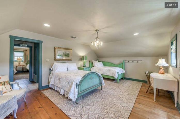 Saltbox Upstairs Bedroom Pre-Legacy Ranch