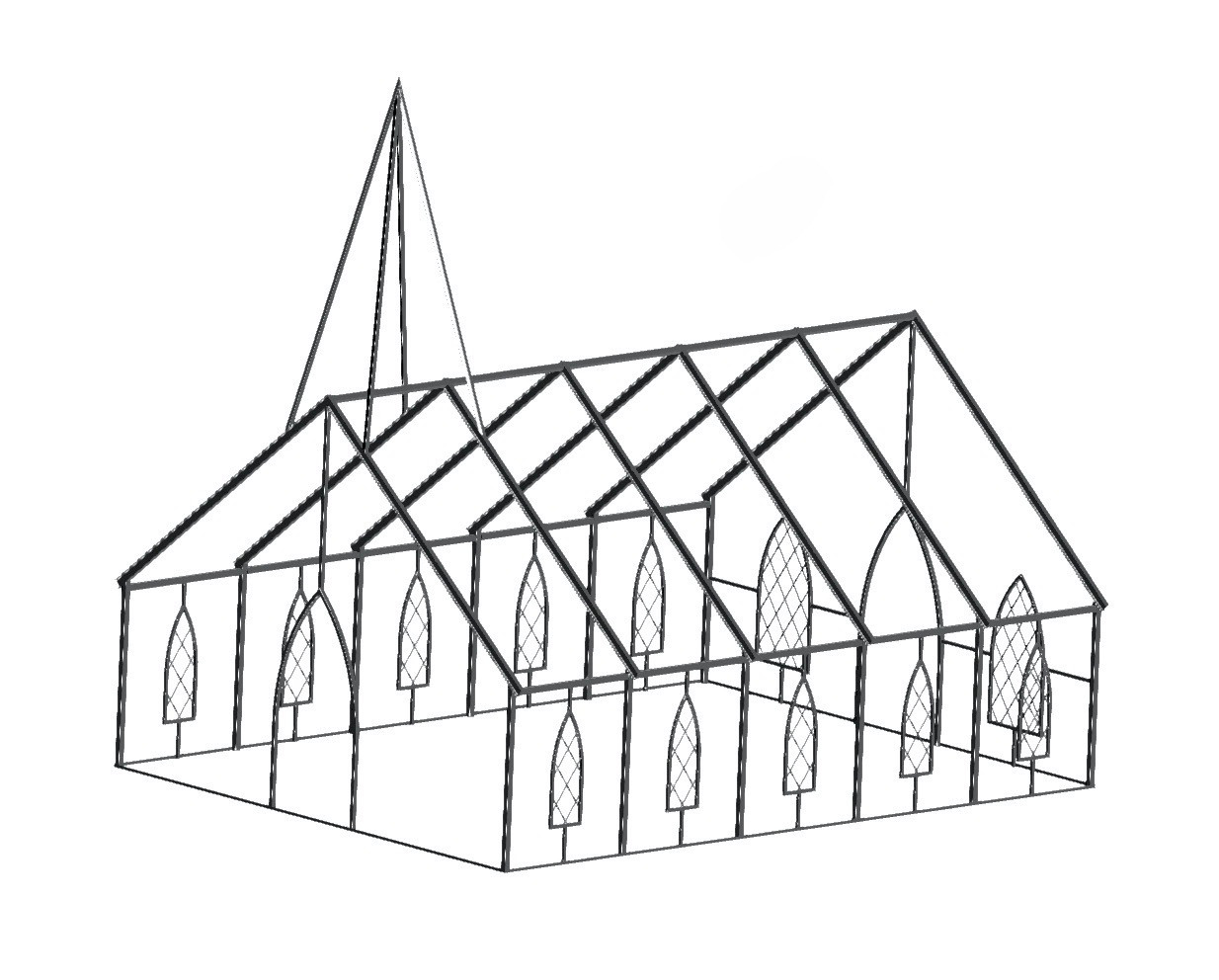 Chapel CAD Design