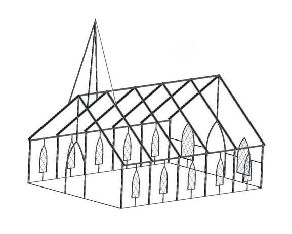 Chapel CAD Design