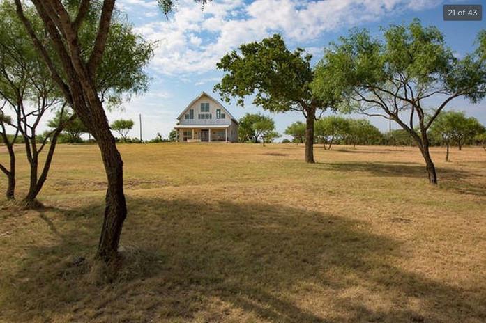 Barn Pre-Legacy Ranch