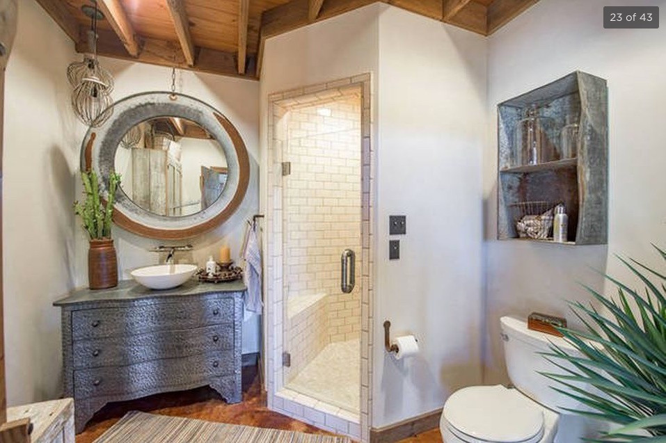 Barn Bathroom Pre-Legacy Ranch