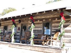 Log Cabin for Christmas.jpeg