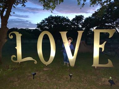 Fun with LOVE