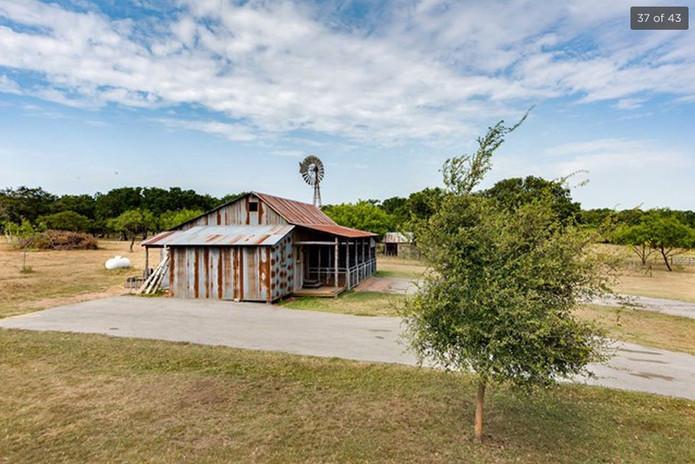 Pole Barn Pre-Legacy Ranch