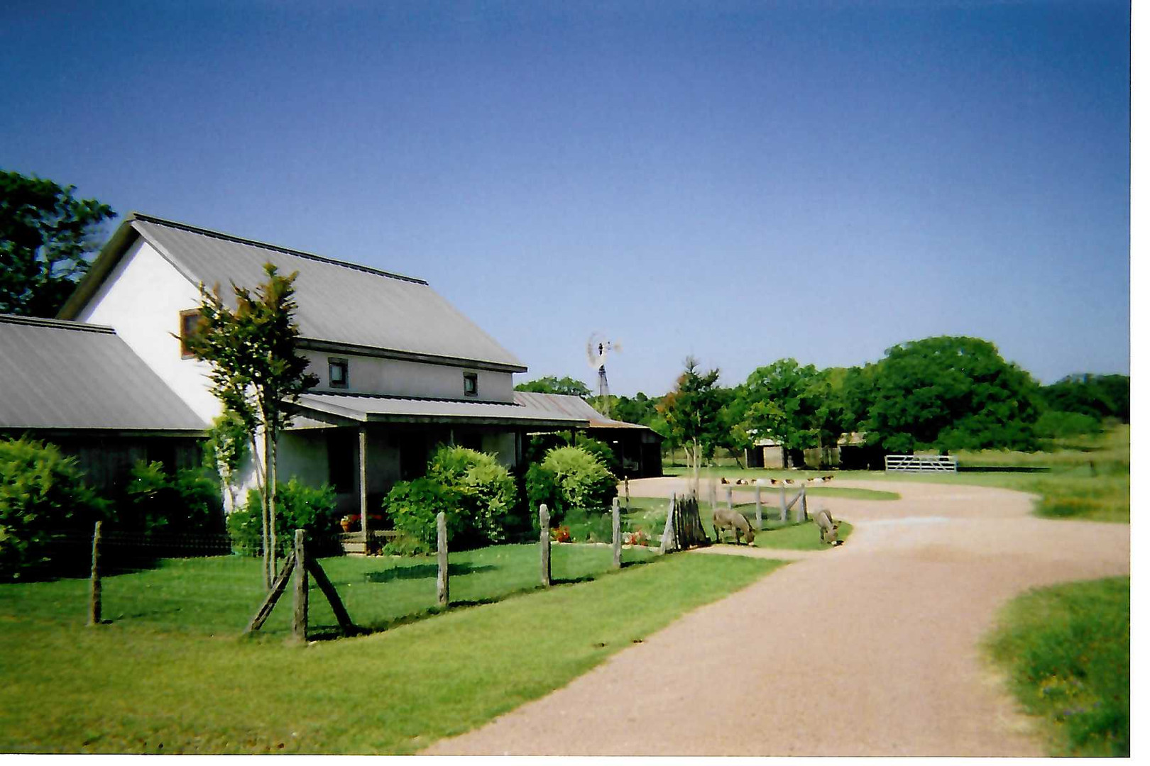 Heath Ranch Farmhouse